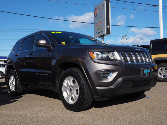 Jeep Certified Pre Owned >> Certified Pre Owned 2015 Jeep Grand Cherokee Laredo 4x4 Laredo 4dr