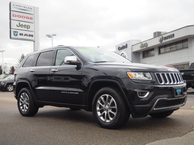 limited jeep suv grand cherokee owned in inventory used pre
