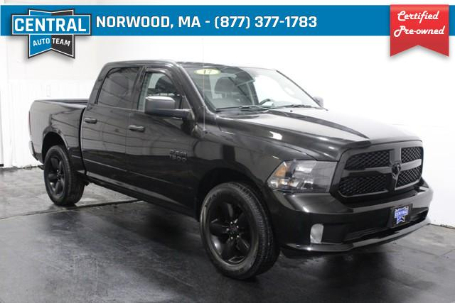 2017 Dodge Ram >> Certified Pre Owned 2017 Ram 1500 Express 4wd