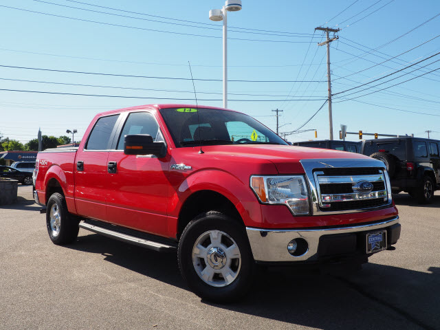 Pre-Owned 2014 Ford F-150 Base