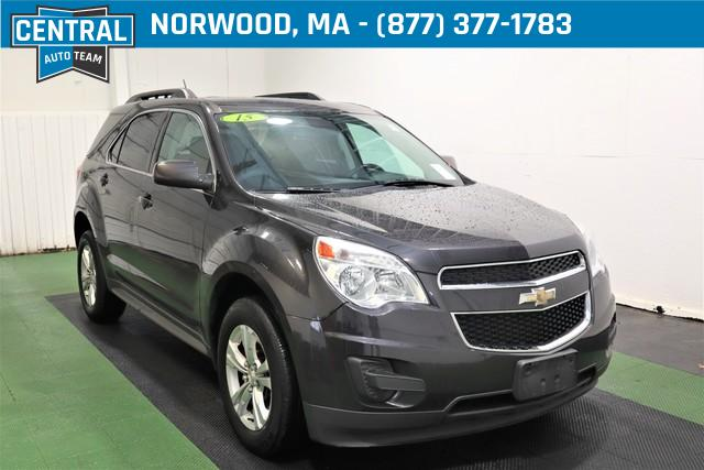 Chevrolet Suv 2015 >> Pre Owned 2015 Chevrolet Equinox Lt Awd
