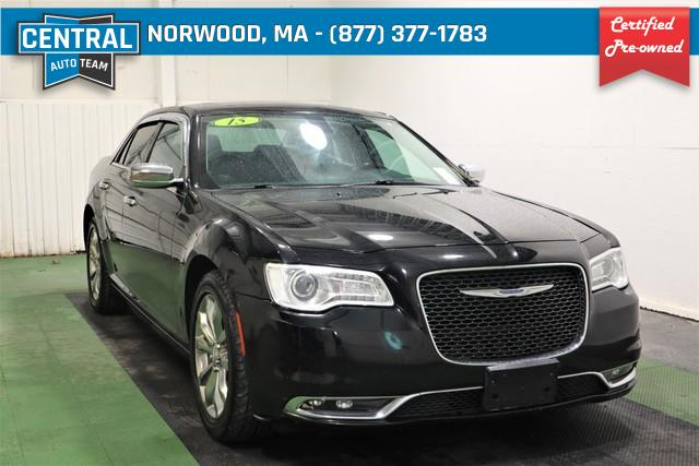 Pre-Owned 2015 Chrysler 300 4dr Sdn 300C AWD