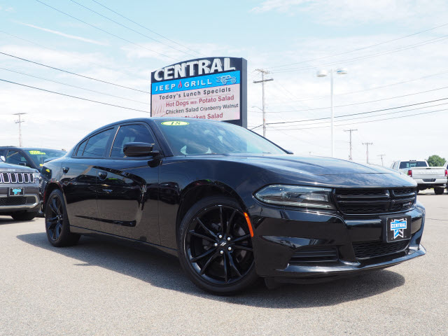 Pre-Owned 2018 Dodge Charger Charger