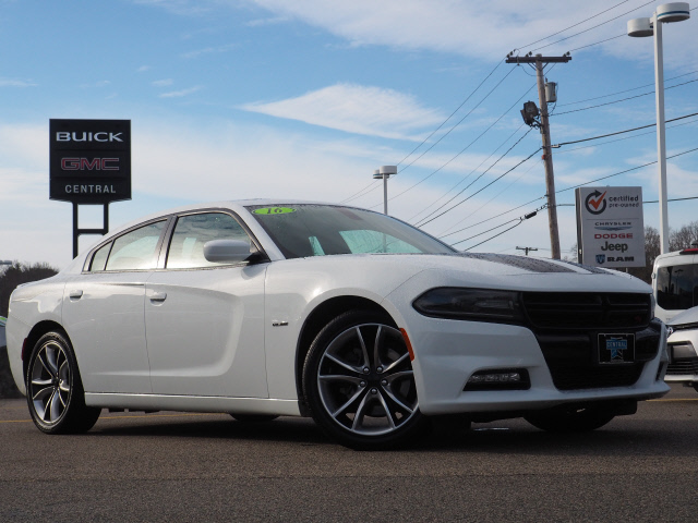 certified pre owned 2016 dodge charger r t road and track r t road and track 4dr sedan in. Black Bedroom Furniture Sets. Home Design Ideas
