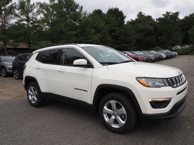New 2018 Jeep Compass Latitude Sport Utility in Norwood M180017