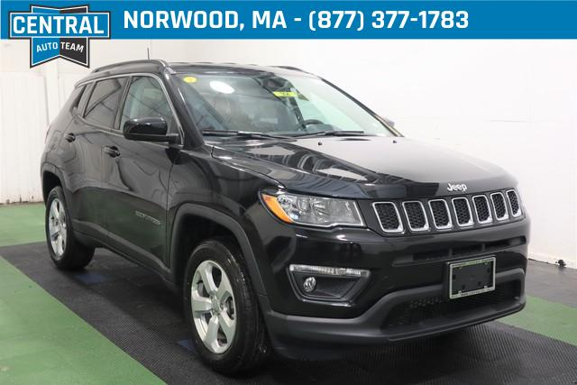 New 2020 JEEP Compass 4x4