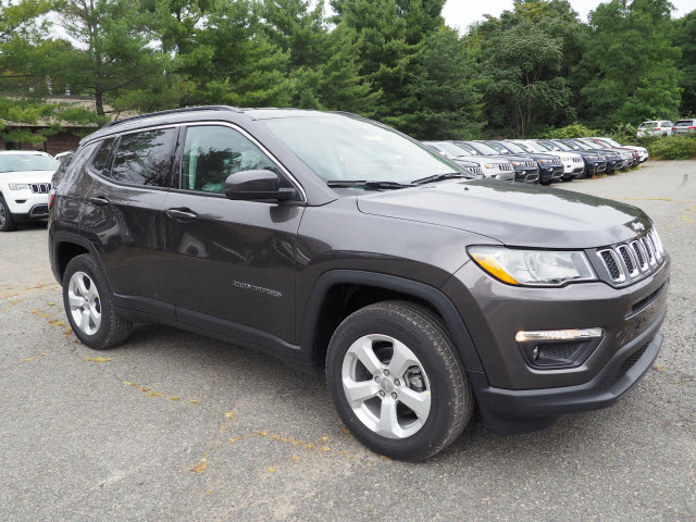 New 2018 Jeep Compass Latitude Sport Utility in Norwood M180097