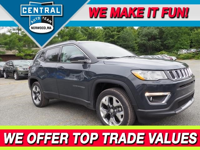 2018 jeep compass limited. brilliant compass new 2018 jeep compass limited with jeep compass limited