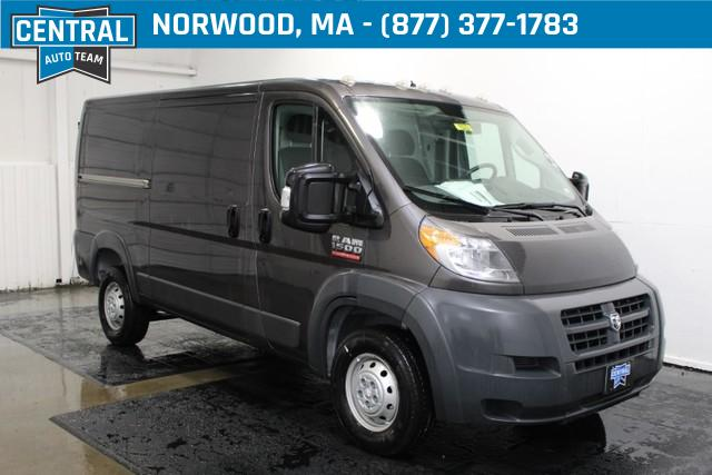 New 2018 RAM ProMaster 1500 Low Roof 136 WB
