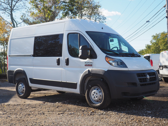 New 2018 RAM ProMaster 136 WB High Roof Cargo