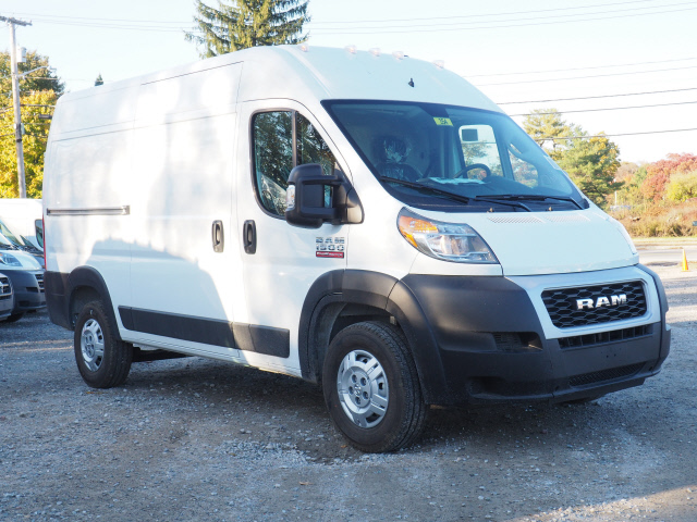 9db50e0382 New 2019 RAM ProMaster 1500 136 WB Cargo Van in Norwood  M190354 ...
