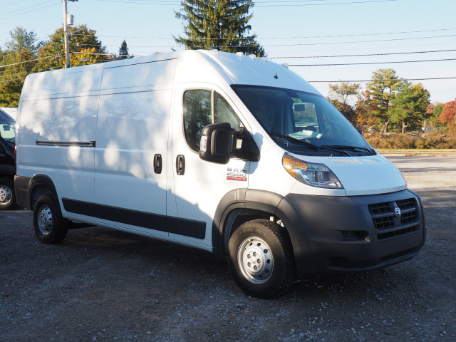 New 2018 RAM ProMaster 2500 159 WB