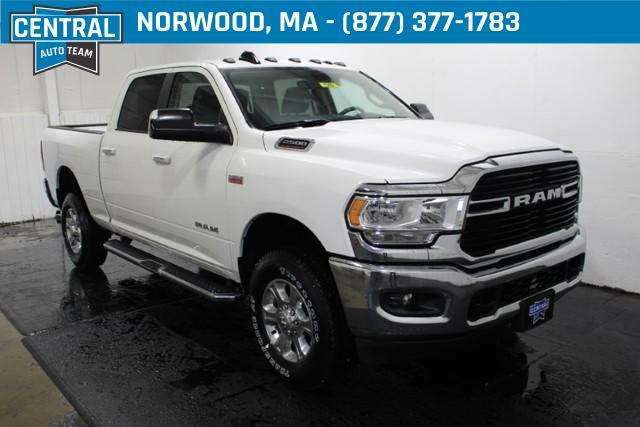 New 2019 RAM 2500 4x4 Crew Cab 6'4 Box