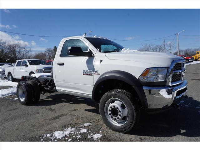 Dodge Ram 5500 >> New 2017 Ram 5500 Chassis Cab Tradesman Slt Regular Cab In Norwood