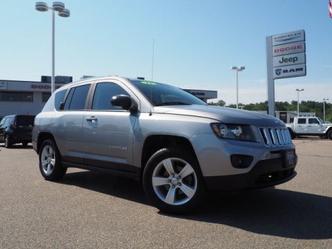 Certified Pre-Owned 2015 Jeep Compass Compass