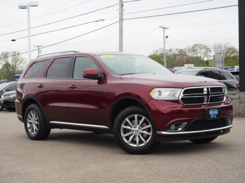 Certified Pre-Owned 2016 Dodge Durango SXT Plus