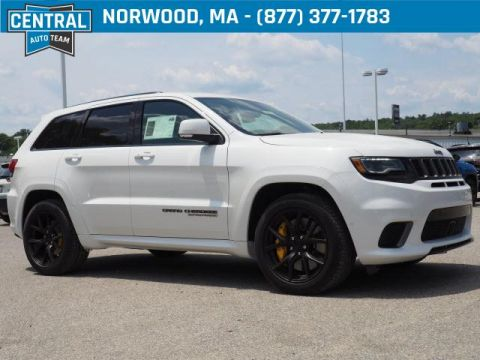 New 2018 JEEP Grand Cherokee Trackhawk 4x4 *Ltd Avail*