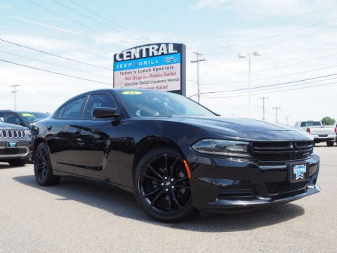 Certified Pre-Owned 2018 Dodge Charger Charger
