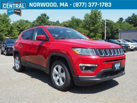 New 2019 JEEP Compass 4x4