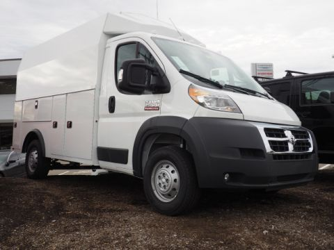 New 2018 RAM ProMaster 136 WB Low Roof