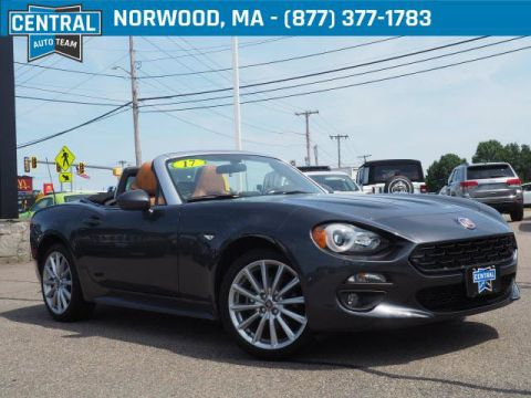 Pre-Owned 2017 FIAT 124 Spider 124 Spider
