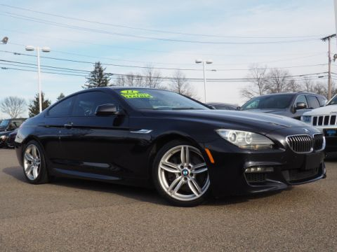 Pre-Owned 2014 BMW 6 Series 640i xDrive M Sport Package