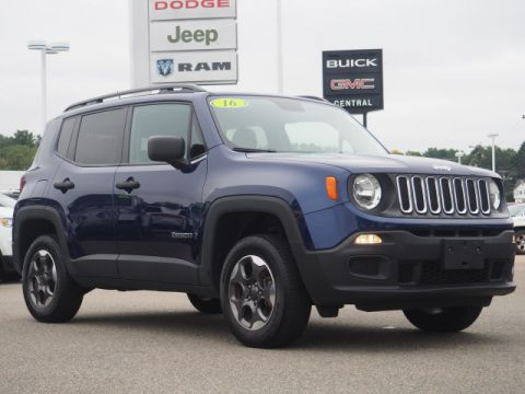 Pre Owned 2016 Jeep Renegade Sport