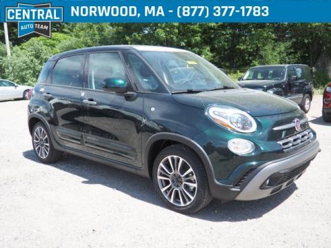 New 2019 FIAT 500L Hatch
